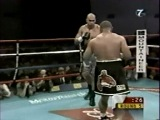 David Tua Vs Fres Oquendo/Дэвид Туа - Фрес Окендо. 13.04.2002 Комментатор С. Лозовский